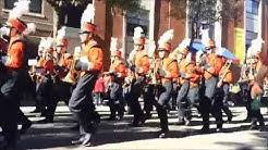 Boston Columbus Day Parade 2015