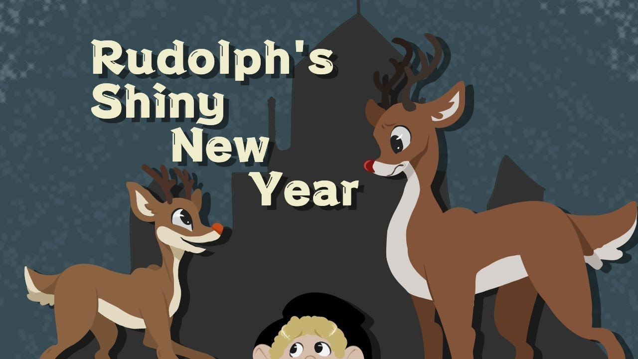 Review - Rudolph's Shiny New Year - YouTube