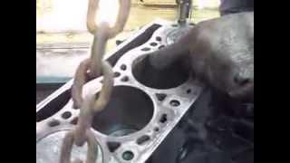 Junta soplada R19 F8Q Diesel 1er paso Desarme
