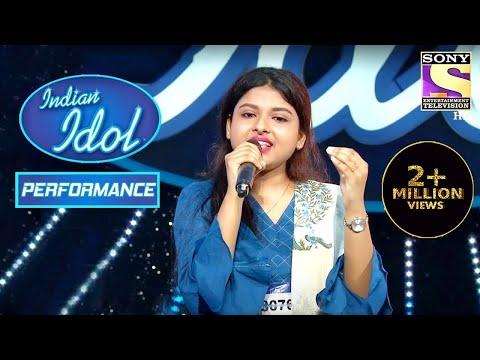 Arunita के 'Ae Ri Pawan' Performance को मिली Judges की तारीफ़ | Indian Idol Season 12