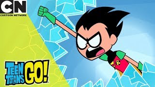 Teen Titans Go! | The New Raging Robin | Cartoon Network