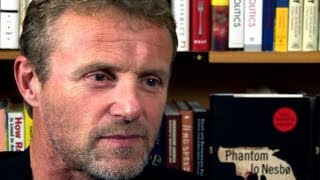 Jo Nesbø Interview