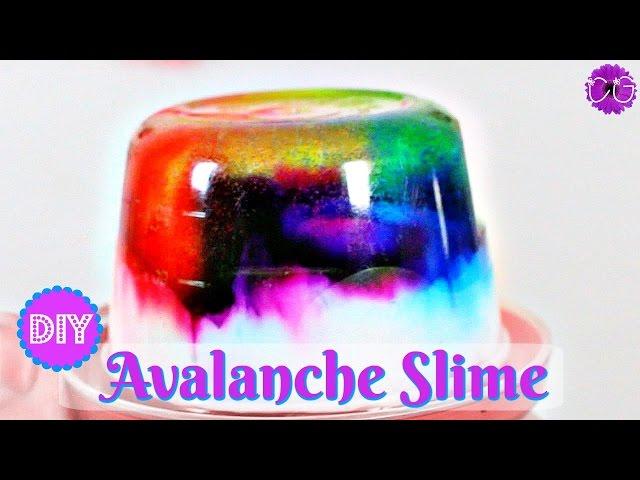 Diy avalanche slime no borax ccuart Choice Image