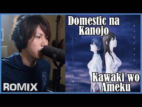 Kawaki Wo Ameku - Domestic Na Kanojo OP (ROMIX Cover)