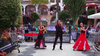 Испанский танец Фламенко видео, Spanish flamenco dance(, 2016-04-14T13:09:18.000Z)
