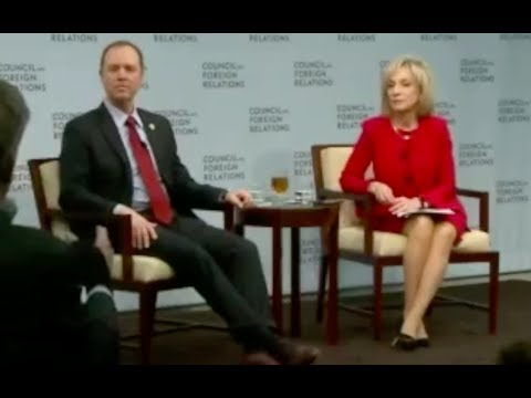 Adam Schiff Speaks at Council On Foreign Relations 2/16/18
