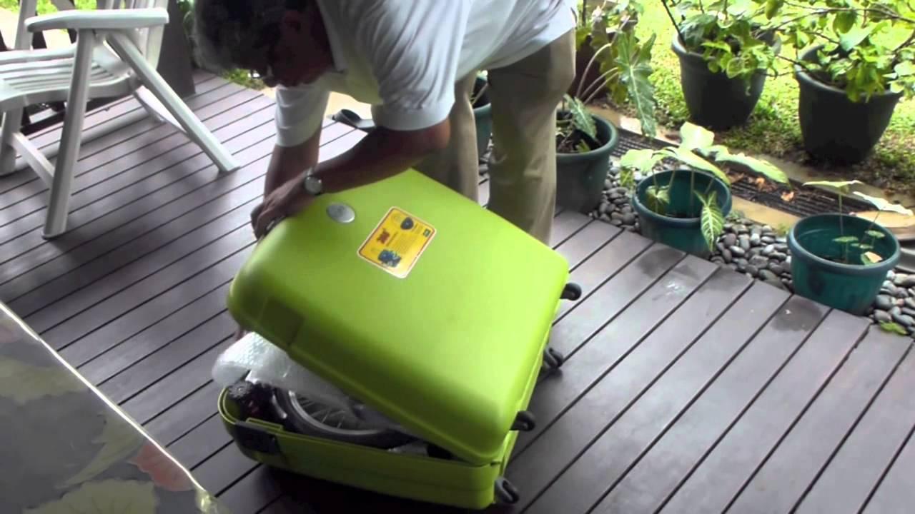 Polaris Bpod Brompton Travel Case