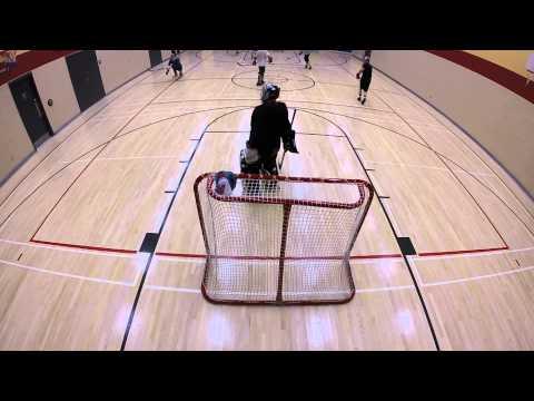 McNabb Floor Hockey - Craig's Ankle Rollover