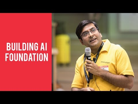Building AI Foundation - Gaurav Tripathi (Innoplexus)