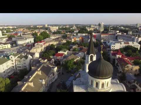 Simferopol, aerial view