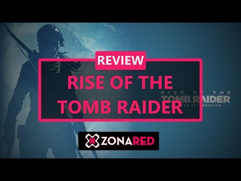 RISE OF THE TOMB RAIDER 20th PS4 - ANALISIS / REVIEW