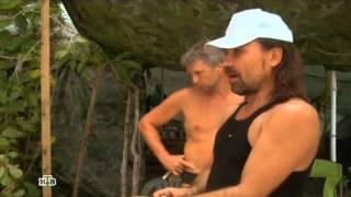 Жизнь и приключения Б Титомира на острове часть 1