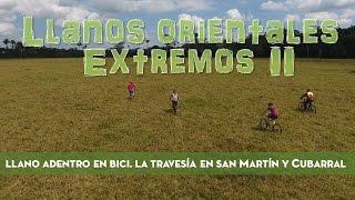 Llanos Orientales de Colombia Extremo Parte II - Llano adentro en bicicleta