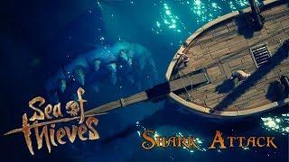 Mégalodon et joueurs acharnés!!! l Sea Of Thieves l Part 3