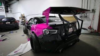 Choosing a new color for my car =)