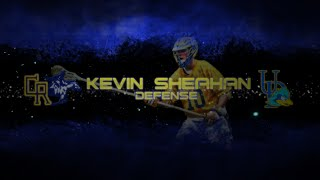 Kevin Sheahan 2014 Highlights (2015 University of Delaware commit)