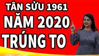 Xem tử vi 2020 Tuổi Tân Sửu 1961 Con Giáp Này TRÚNG TO Cả Họ Được Nhờ, Ngập Chìm Trong Tiền Bạc