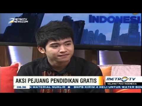 Andri Rizki Putra - Selamat Pagi Indonesia - METRO TV (2016)