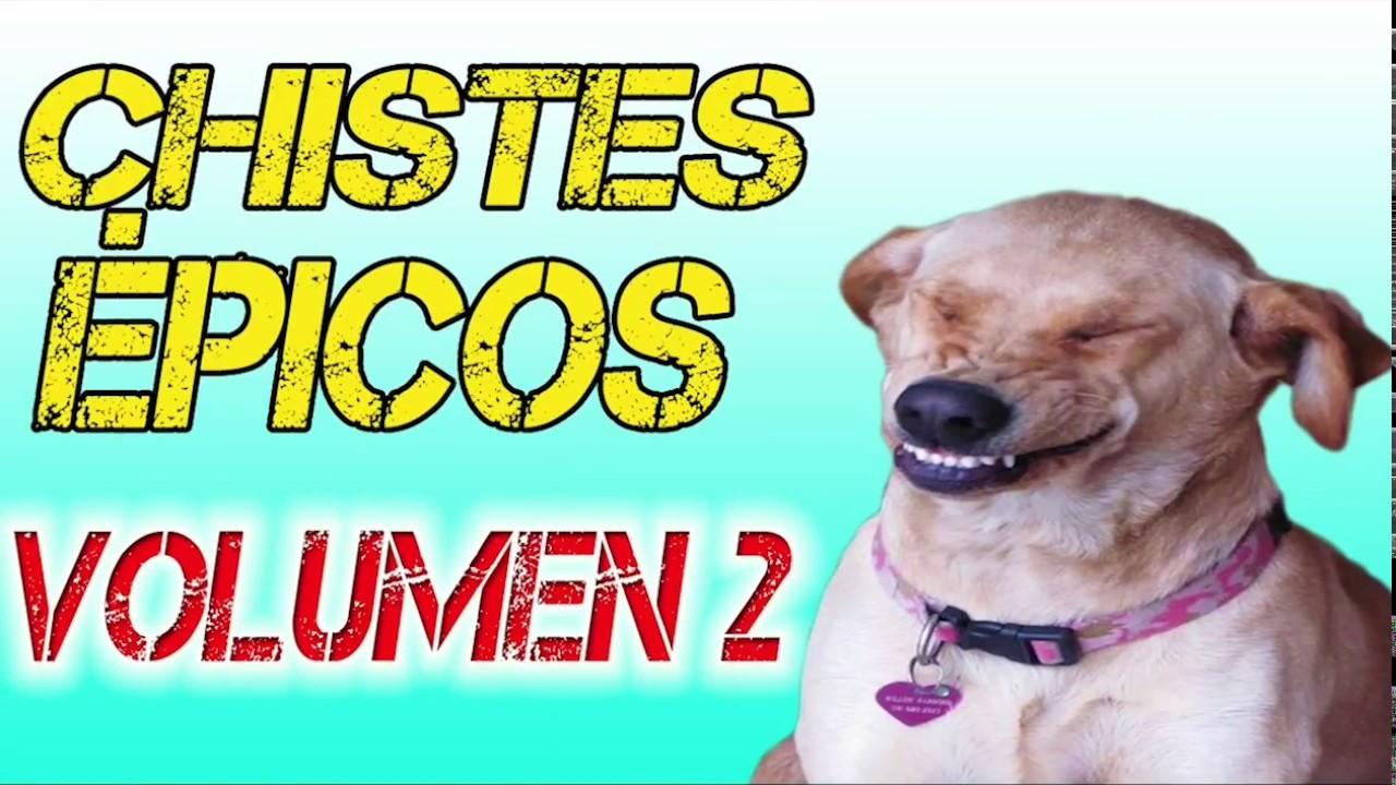 LOS 10 MEJORES CHISTES 😂   CHISTES ÉPICOS VOLUMEN 2   MIGUELITO HUMOR