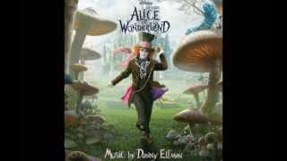 """""""Alice's Theme"""" by Danny Elfman From the movie """"Alice in Wonderland..."""