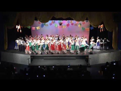 2018 Ballet Folklorico Alma de Mexico of SSFHS Spring Dance Concert