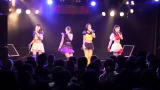 Party Rockets(パーティロケッツ) 第8回定期ライブ@MACANA パティロケ・チャンネルより.