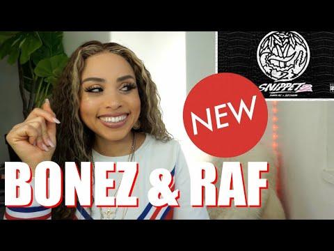 BONEZ MC & RAF Camora - Palmen Aus Plastik 2 (VÖ: 05.10.2018) - Snippet Teil 2  Live Reaktion