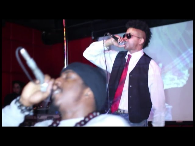 Tabou TMF & Path P Performing Get That @ R Bar in NYC (Produced By Thre3)