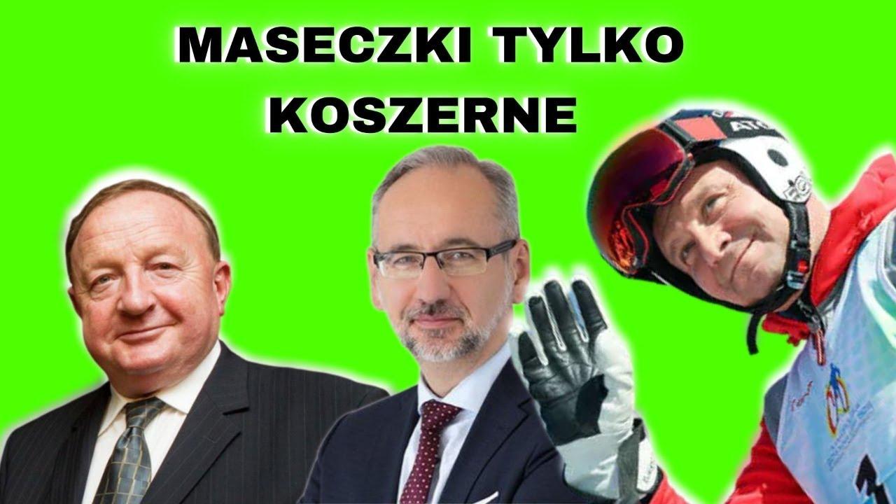 Kolejne tarcia u rządzących, maseczki, trucie Polaków, Duda na nartach