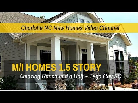 New Construction Ranch Homes For Sale Charlotte Nc Youtube