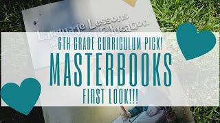 💜NEW|| FIRST LOOK|| Master Books || LLFLE 5|| Homeschool Curriculum