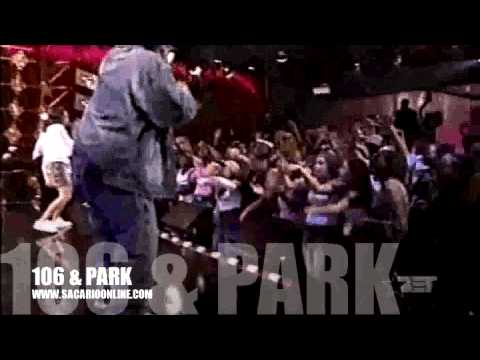 ANGIE MARTINEZ AND SACARIO IF I COULD GO ON BET 106 & PARK LIVE PERFORMANCE