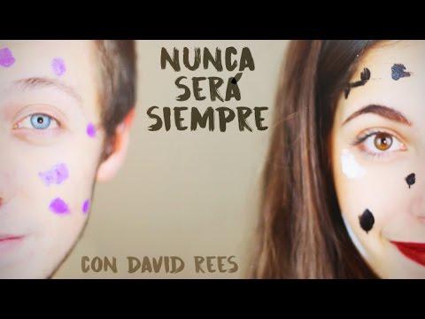 Nunca será siempre | Cover con David Rees