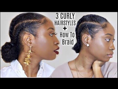 3-curly-hairstyles-|-how-to-cornrow-braid-quick-&-easy-hairstyles-for-short/medium-natural-hair