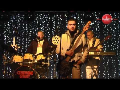 OLSZTYN24: Czerwone Gitary Na Sylwestrze 2008 W Olsztynie