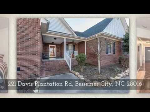 Home For Rent: 221 Davis Plantation Rd, Bessemer City, NC 28
