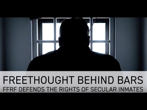 "Ask An Atheist: ""Freethought Behind Bars."""