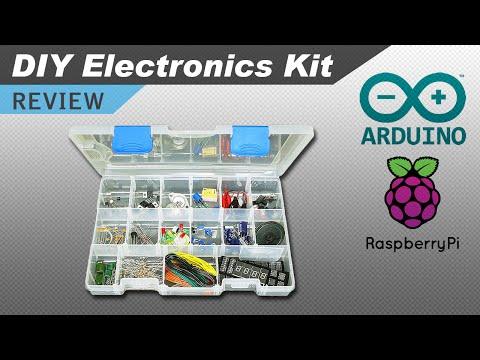 DIY Electronics Ultimate Starter Kit Review