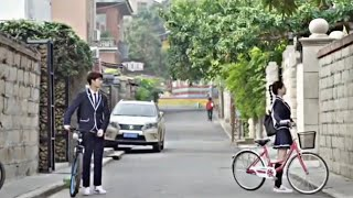Korean mix Hindi love songs 2018 - thai School cute Love story 2018
