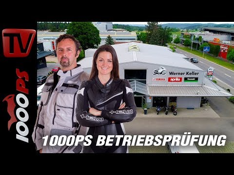 1000PS Betriebsprüfung: Keller Motos - edle Umbauten, riesen Auswahl, tolle Events