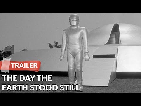 The Day the Earth Stood Still 1951 Trailer | Michael Rennie