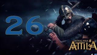 Геты - предки викингов #26 - Первый шаг в Европу [Total War: ATTILA]