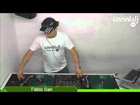 DJ Fábio San - Eurodance, Sexta Flash - 05.02.2016
