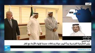 صلاح الفضلي: مفتاح أزمة الخليج بيد الولايات المتحدة