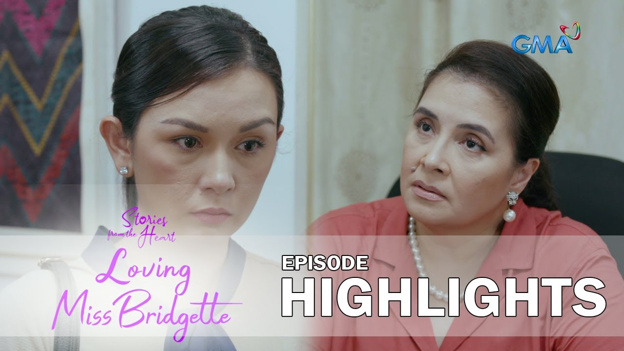 Download Loving Miss Bridgette: Stella, gigipitin si Bridgette!   Stories From The Heart (Episode 20)