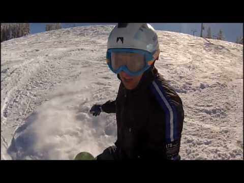 Vail Daily On the Hill 2.2.14 -- Honoring Elway with a flip at Vail