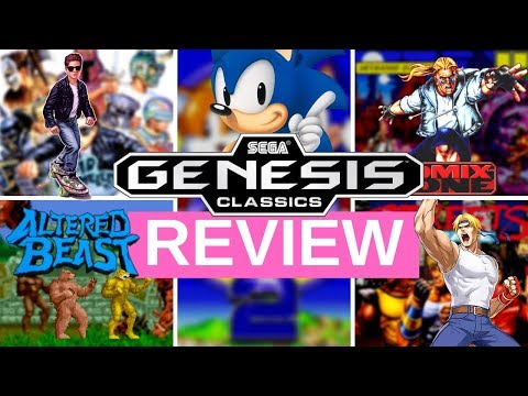 Sega Genesis Classics (2018) REVIEW thumbnail