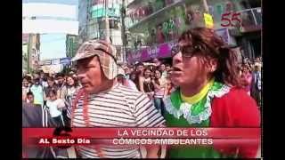 La vecindad de los cómicos: Un homenaje al genial Roberto Gómez Bolaños