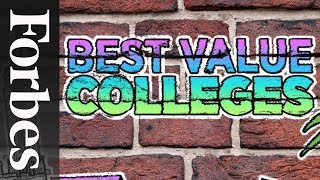 Best Value Colleges: East Coast Vs West Coast
