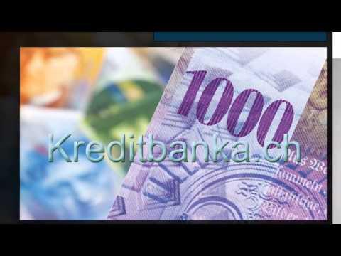 Kredit von der Bank